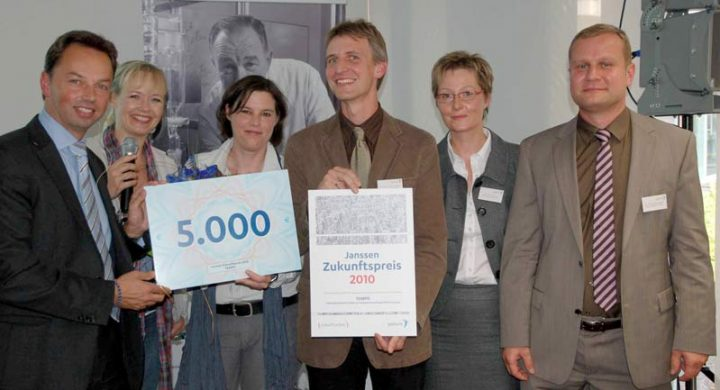 Janssen Zukunftspreis 2010